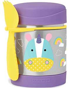 Skip Hop Zoo mat- och glasstermos för barn
